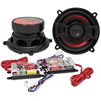 Hawg Wired DX Series 4 ohm Componet Speakers, 5.25 DX504-70