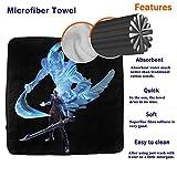 Marquezin Devil May Cry Microfiber Square Towel