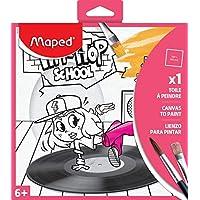 Maped- 1 Lienzo Hip-Hop para Pintar, 2020 cm