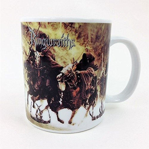 Lord of the Rings Fellowship of the Ring Ringwraith Collector's Mug England Original Movie -