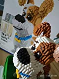 Jack Russel Terrier Bricks Toy Gifts - Add to