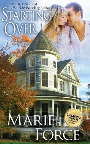 book cover of Starting Over