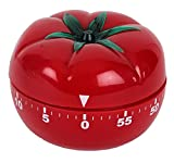Kitchen Cooking Timer with Alarm Tomato Design
