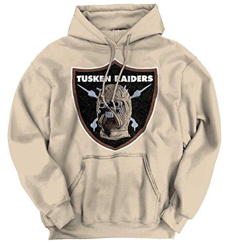 Football Hoody Nfl (Tusken Raiders Funny Football Shirt | Star Wars Oakland NFL Hoodie Sweatshirt)