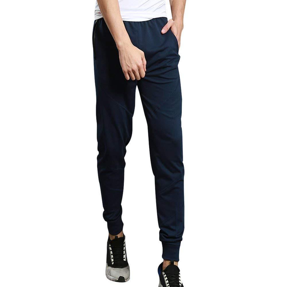 HaiDean Pantalones Pantalones Deportivos Ajustados De para Fitness ...