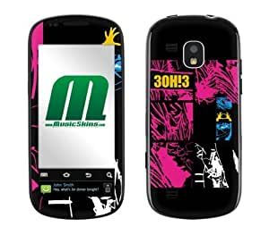 Zing Revolution MS-3OH330317 BlackBerry Bold - 9900-9300