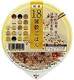 アイズ 国産18雑穀ごはん 160g×18食