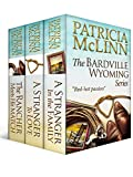 Front cover for the book Bardville, Wyoming Trilogy Boxed Set by Patricia McLinn