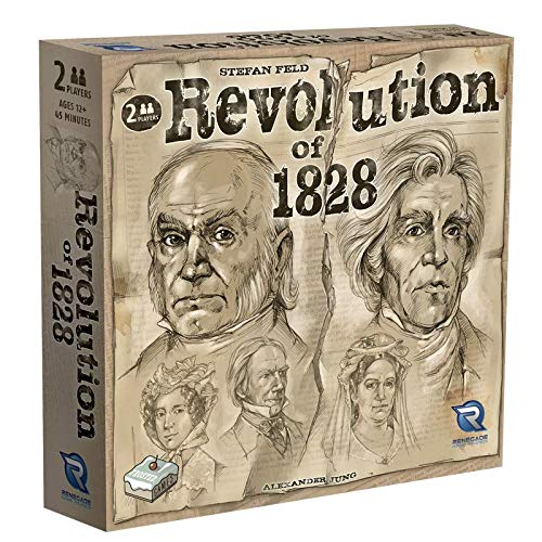 Renegade Game Studios Revolution of 1828 Board Game]()