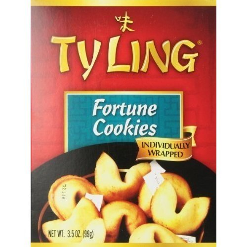 Ty Ling Cookie Fortune -