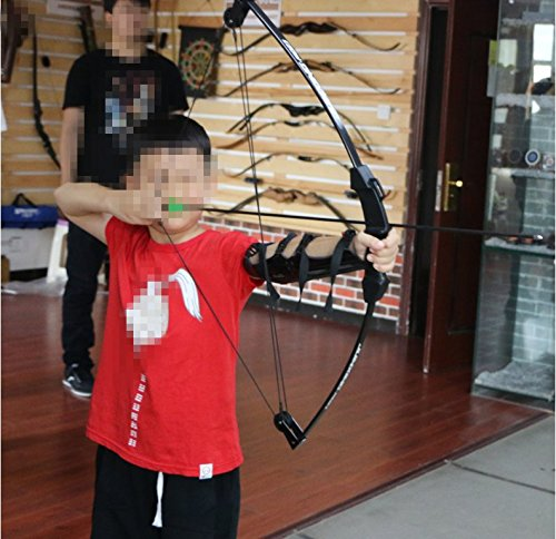 FlyArchery 35'' Kid Compound Bow and Arrow Archery Set With 4 Arrows For Youth Junior Kid Children Hunting Toy by FlyArchery (Image #4)