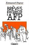 Brèves de l'AFP par France-Presse