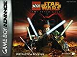 lego advance - Lego Star Wars The Video Game GBA Instruction Booklet (Nintendo Gameboy Advance Manual ONLY - NO GAME) Pamphlet - NO GAME INCLUDED