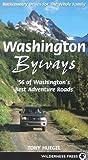 Washington Byways, Tony Huegel, 0899972993