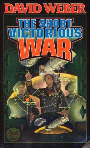 Short Victorious War Honor Harrington product image