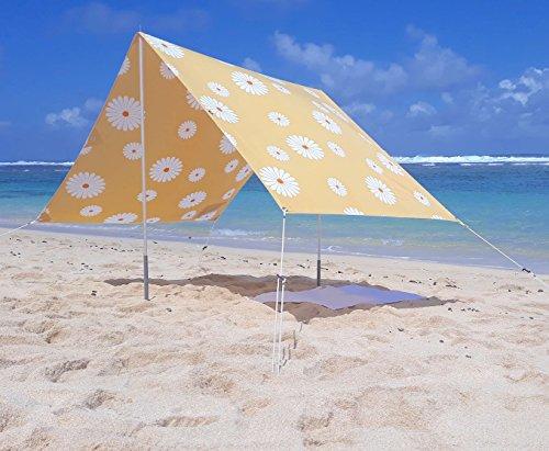 Byron Bay Beach Shades Beach Cabana Sun Shelter Beach Tent : The ()
