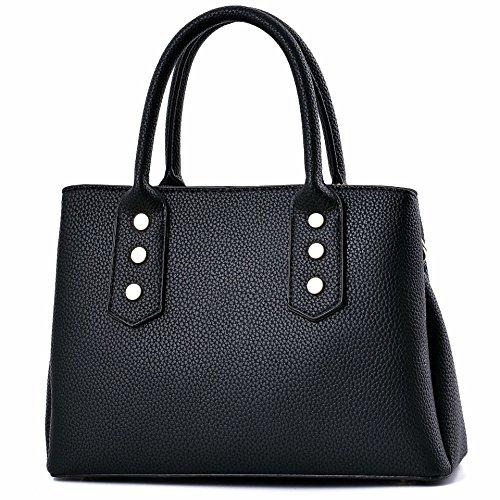 LoZoDo Womens Purses and Handbags Shoulder Bags Satchel Messenger Ladies Designer Tote Bag by LoZoDo (Image #2)