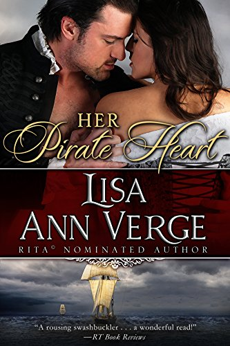 Her Pirate Heart by Lisa Ann Verge