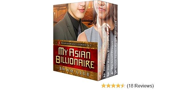 My Asian Billionaire 5 Bwam Romance Stories In 1 Afro Bundles Book