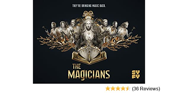 Amazon Watch The Magicians Season 3 Prime Video