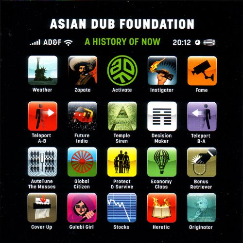 Asian Dub Foundation - History Of Now - Zortam Music