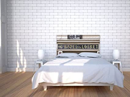 Amazon Com Hotelduloiret Custom Slipcover Fabric Headboard Queen