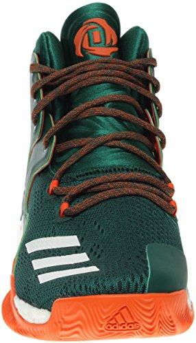 Adidas Sm D Steg 7 Ncaa Grøn; Hvid iLj963