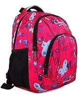 High Quality Large Chervi Womens Girls Polka Dot College School Uni Backpack Bag