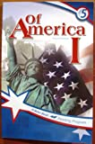img - for Of America I (4th Edition) Grade 5 (A Beka Book Reading Program) book / textbook / text book