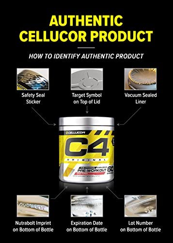Cellucor P6 Ripped Testosterone Booster For Men + Thermogenic Weight Loss Formula, Build Strength & Lean Muscle, Boost Metabolism & Energy, 120 Count 7