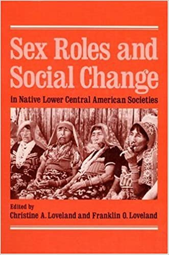 American central change in lower native role sex social society