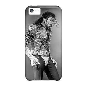 Special CaroleSignorile Skin Cases Covers For Iphone 5c, Popular Michael Jackson Phone Cases