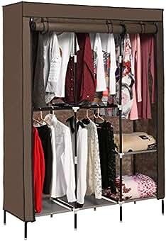 rod portable closet organizers