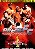 Pride FC 1 - From the Tokyo Dome