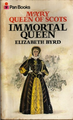book cover of Immortal Queen