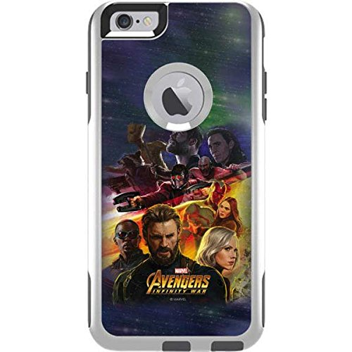 Avengers Otterbox Commuter Iphone 6 Plus Skin   Avengers Infinity War Series 1   Marvel   Skinit Skin