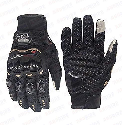 Bike Full Finger Black Luva Cycling Man Women Mountain Biking Gloves Motorcycle
