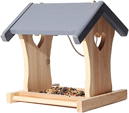 WJJ Bird feeders for Outdoors Hanging Bird Feeder,Bird Feeder Hanging Outdoor,Simulation Frog Bird Feeder,Outdoor Bird Feeder Balcony Layout Yard Terrace 18 X 16 X 27 cm