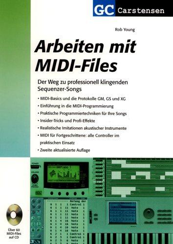 Arbeiten mit MIDI-Files: Der Weg zu professionell klingenden Sequenzer-Songs (Factfinder-Serie)