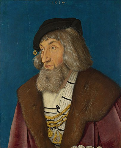 'Hans Baldung Grien Portrait Of A Man ' Oil Painting, 24 X 29 Inch / 61 X 75 Cm ,printed On Perfect Effect Canvas ,this High Definition Art Decorative Canvas - Definition Of Polarize