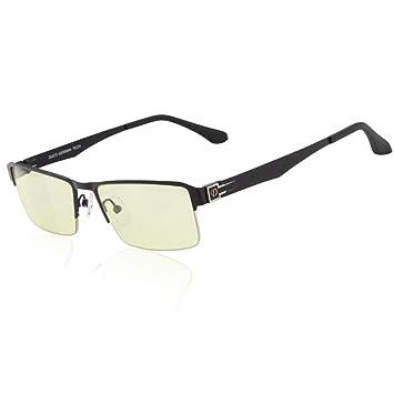 Duco Gafas para Juegos de vídeo 302 – Gafas para Ordenador – excelente Protección contra la