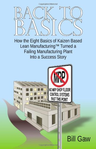 Back to Basics: How Kaizen Based Lean Manufacturing Turned a Failing Manufacturing Plant into a Success Story