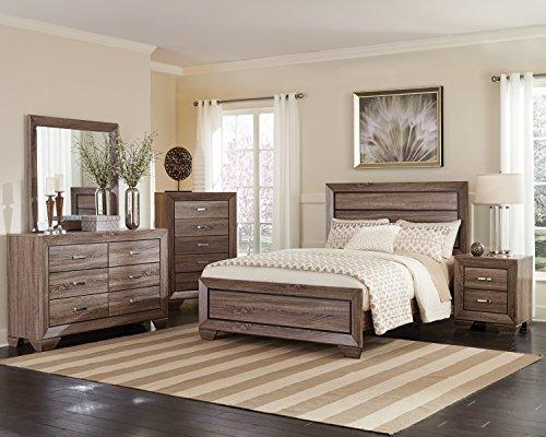 Coaster Home Furnishings 204191Q Platform Bed, 63