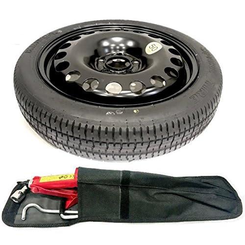 Nissan Juke 2007–2013Space Saver Outil de roue de secours kit Housse Sac