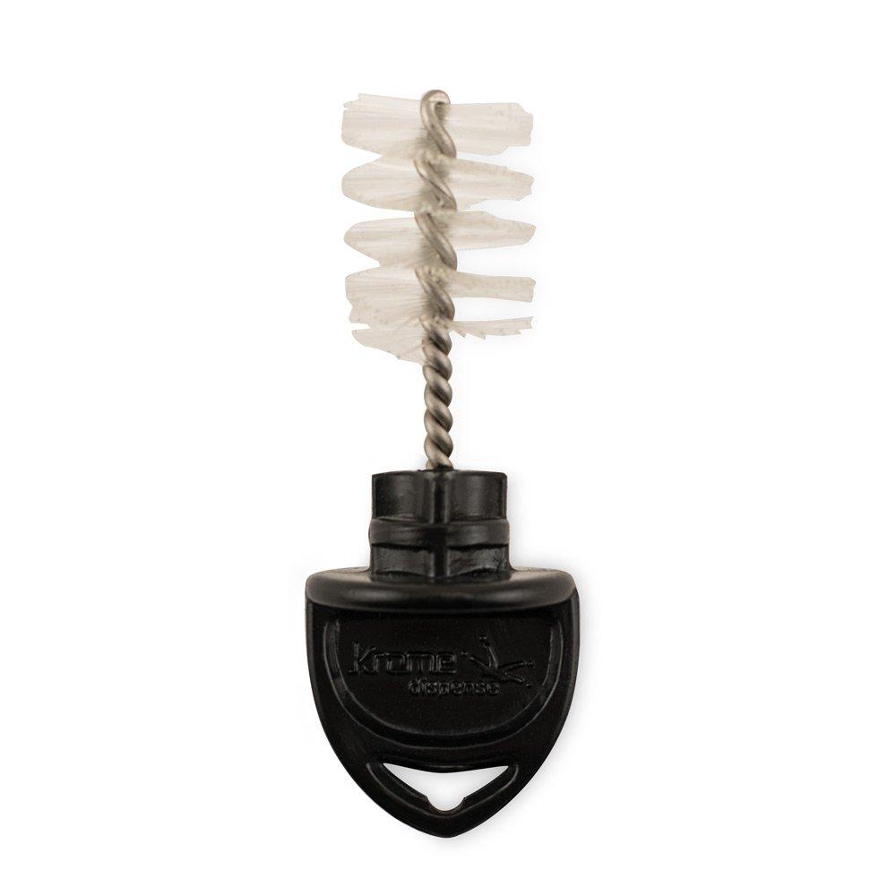 KegWorks Kleen-Plug Draft Beer Faucet Cap and Brush - 5 Pack
