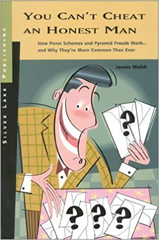 Book YOU CAN'T CHEAT AN HONEST MAN by Last, First(January 1, 1998)