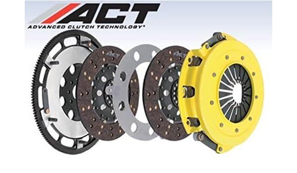 Ley HD rendimiento calle Muelles embrague volante Kit Focus ST 13 - 15 2.0 EcoBoost: Amazon.es: Coche y moto