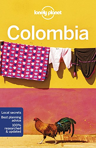 Lonely Planet Colombia 8 (Travel Guide)