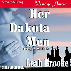 Her Dakota Men  Hörbuch