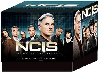 Ncis Enquêtes Spéciales Intégrale Des 7 Saisons édition Limitée Dvd Blu Ray Amazon Fr